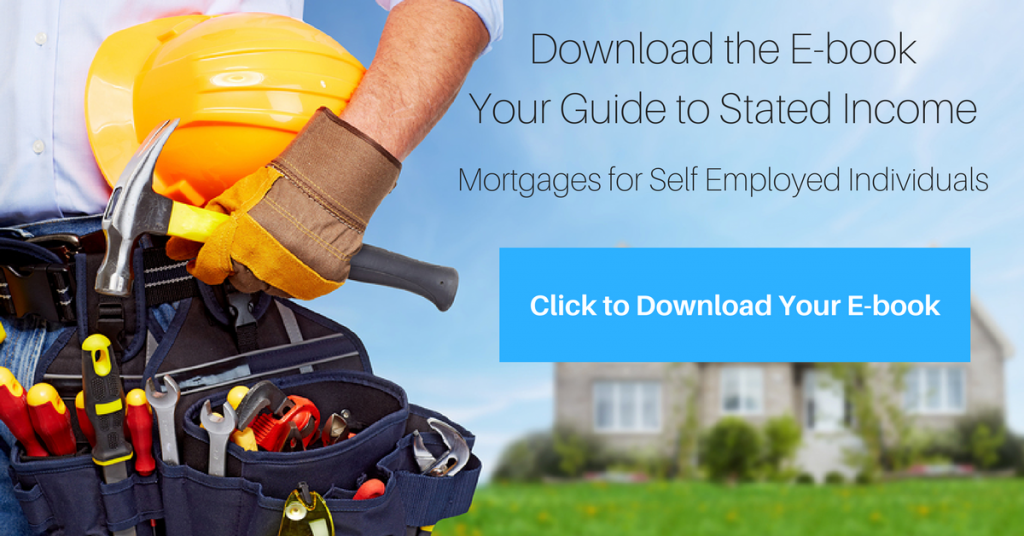 Download your guide to Self Employed Mortgages and Stated Income
